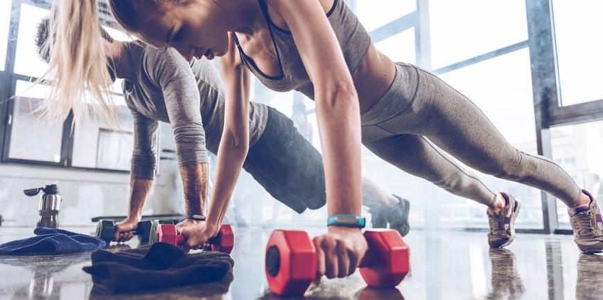 CBD in fitness routine