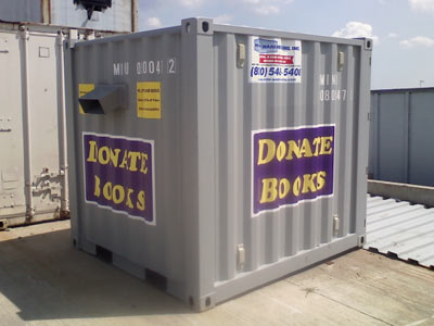 Custom Modified Storage Containers in Mansfield MA | Mini ...