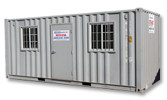 Portable Storage Containers Facility In Mansfield Ma