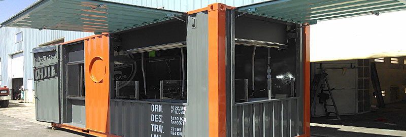 Concession Stand Storage Containers In Mansfield Ma Mini