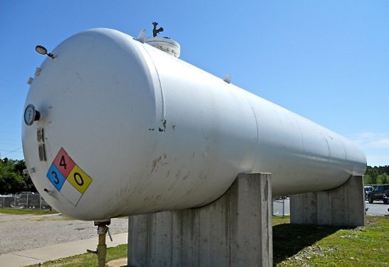 Propane Tanks for Sale in the Southeast 2