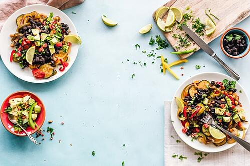 ¿Cómo comer saludablemente 5 veces al día?