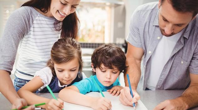 ¿Cómo hablar con los niños en casa sobre el covid-19?