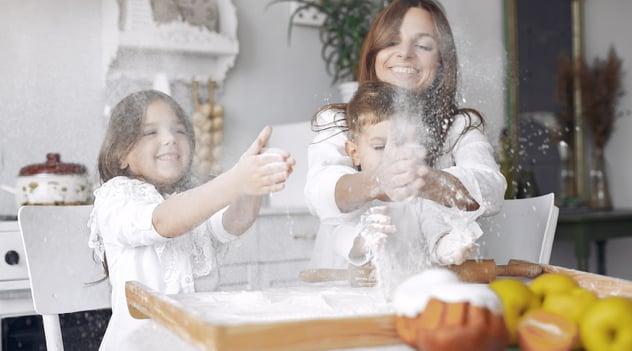 ¡En familia, recetas y diversión!