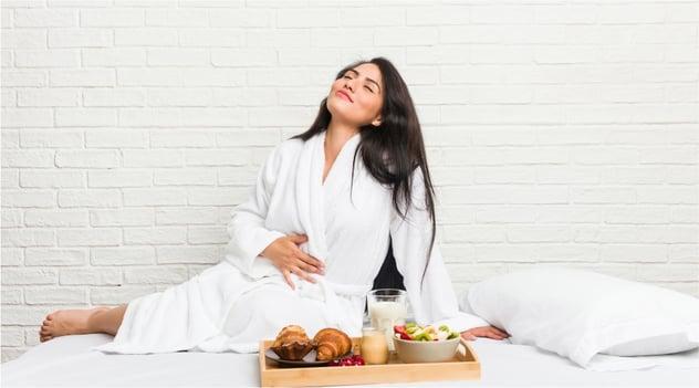 ¡Una digestión sana, es un cuerpo sano!