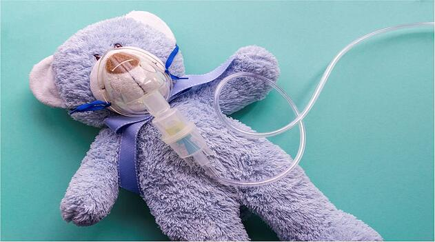 ¡Controlemos el asma infantil!