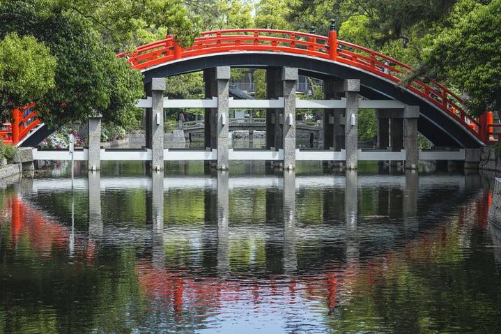 Bridge Water Crossing
