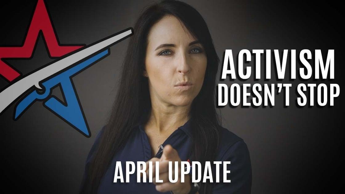 april activist update
