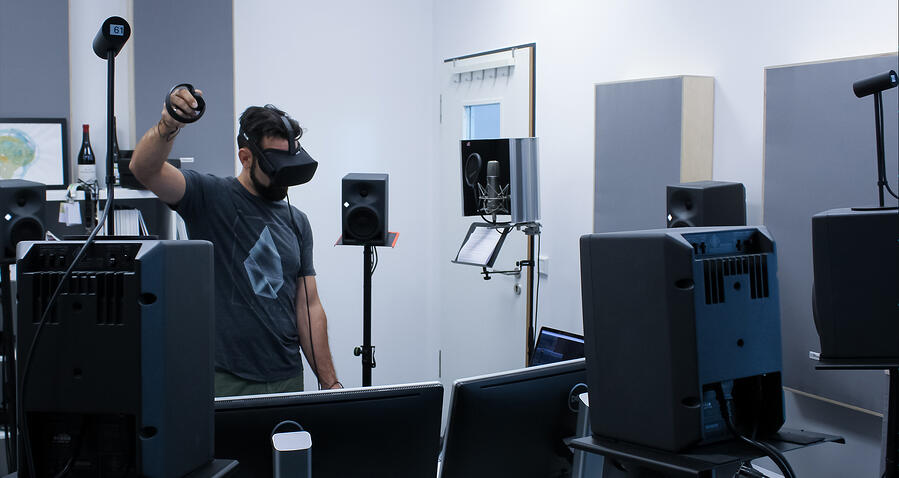 Mixing Multi-Channel Music with dearVR SPATIAL CONNECT