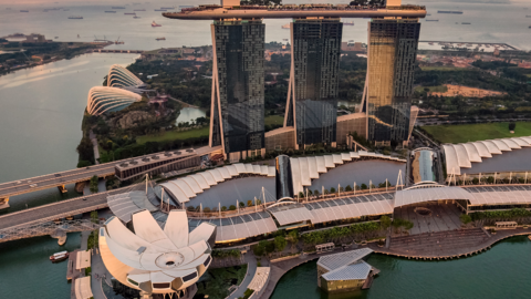 Leap29 launches Office in Singapore
