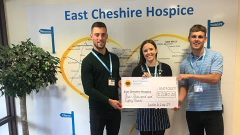 Leap29 Cycle Challenge for the East Cheshire Hospice