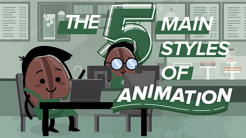 The 5 Main Styles of Animated Marketing Videos
