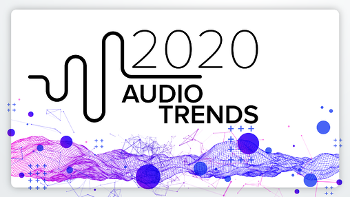 2020 Audio Trends