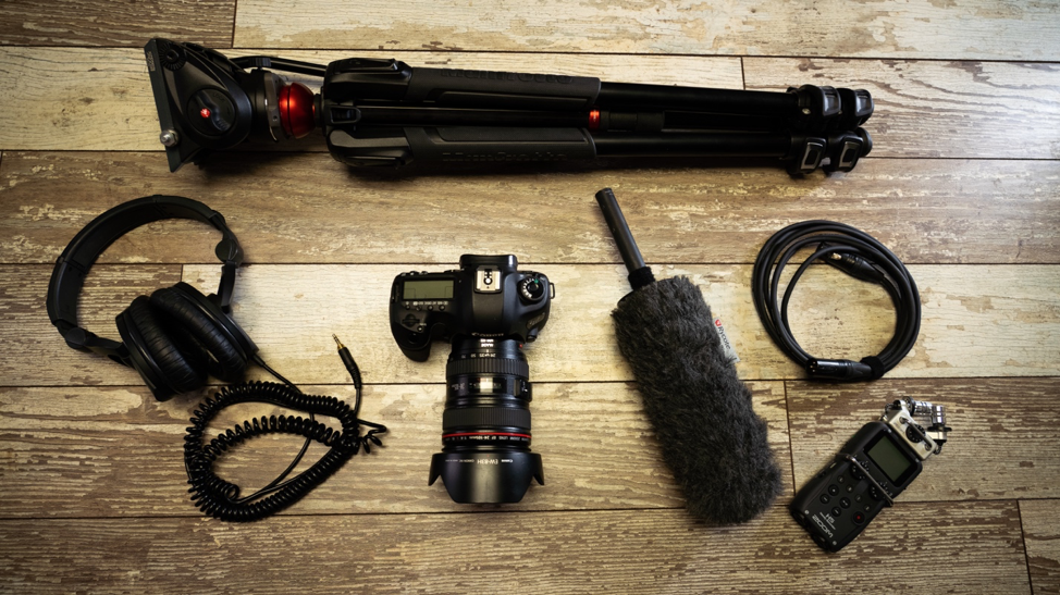 How To Shoot Your Own Video: The Beginner's Guide to Equipment