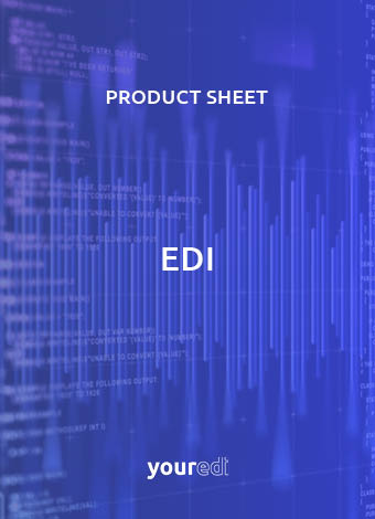 edi product sheet