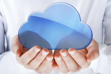 ERP software in the cloud