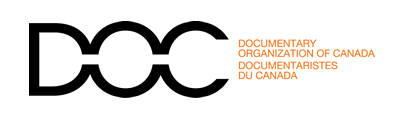 Documentary Organization of Canada (DOC) logo