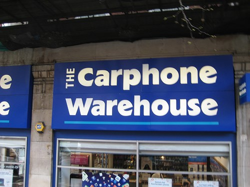 Carphone Warehouse Customer Data Breach