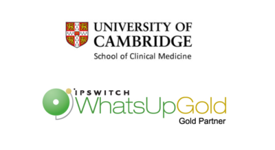 Ipswitch Gold Partner, Grant McGregor Ltd secures WhatsUp Gold to protect The School of Clinical Medicine against network abuse.