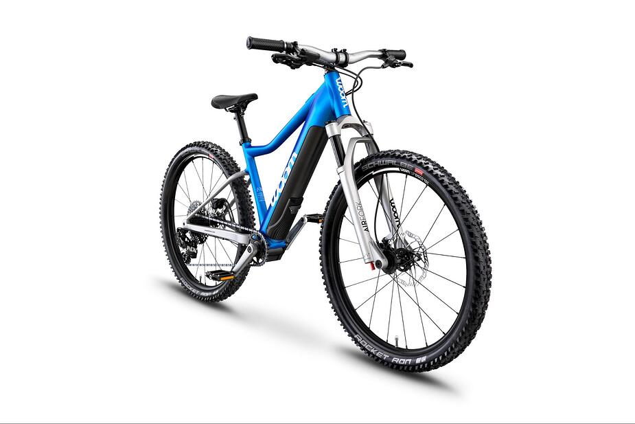 Produktfoto des woom UP E-Mountainbikes