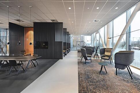 De Vorm for Office | 5 Lessons We've Learned About Office Design