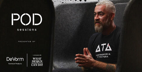 De Vorm Pod Sessions | Alex Atala