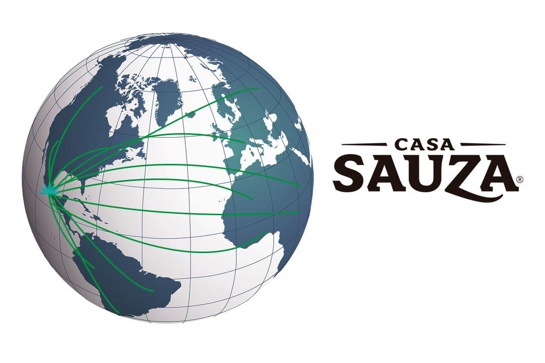 Exportación de tequila a granel Casa Sauza