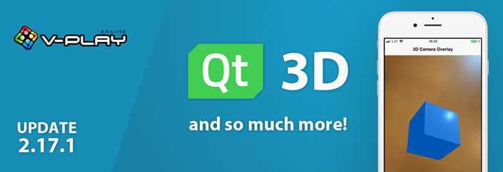 Release 2.17.1: Use Qt 3D with Live Reloading and Test Plugin Code Examples from Browser
