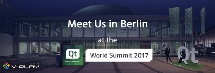 Open-Source Conference App for Qt World Summit by Felgo