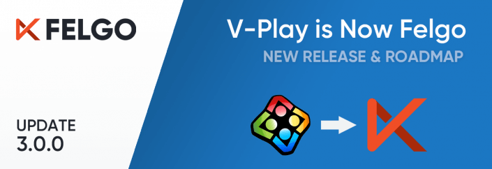 V-Play is Now Felgo - New Release & Roadmap