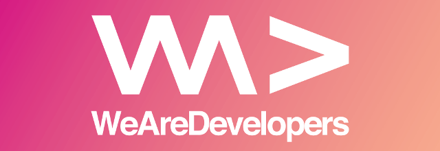 WeAreDevelopers Conference App