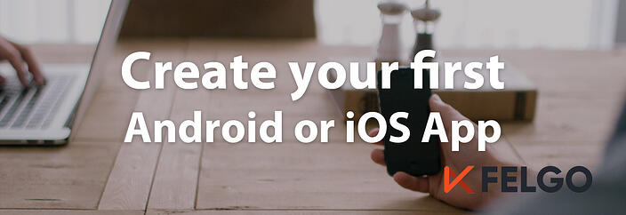 Step-by-Step Guide to Your First Android or iOS App