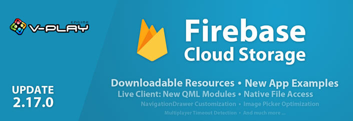Release 2.17.0: Easily & Fast Firebase Cloud Storage