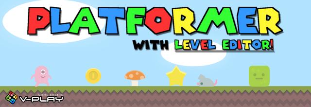 Super Mario Platformer