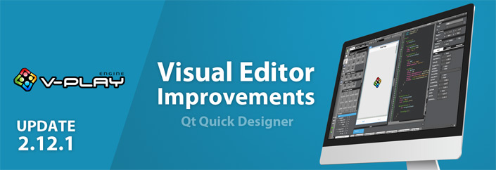 Visual Editor & Qt Quick Designer with Felgo & Qt