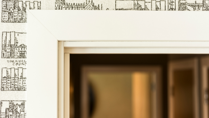 What is architrave? (and other common mouldings terms)