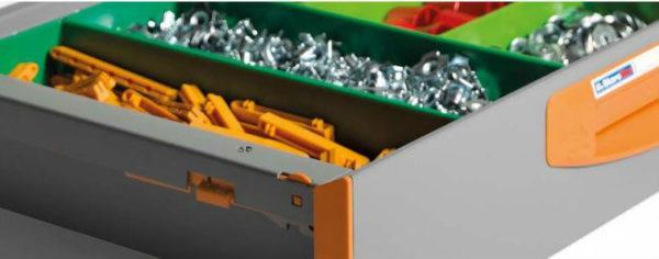 Sistema suddivisione cassetti