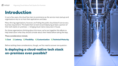 redapt_ebook_Cloud-Native-Tech-Stacks On-Premises_preview-2