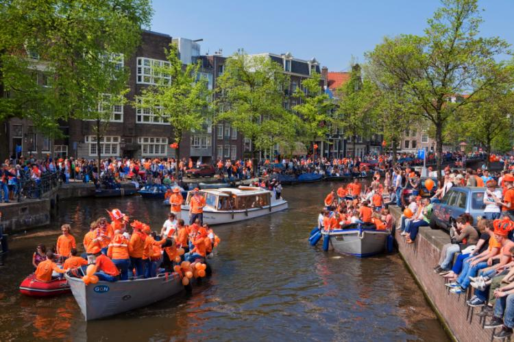 King's Day - Netherlands
