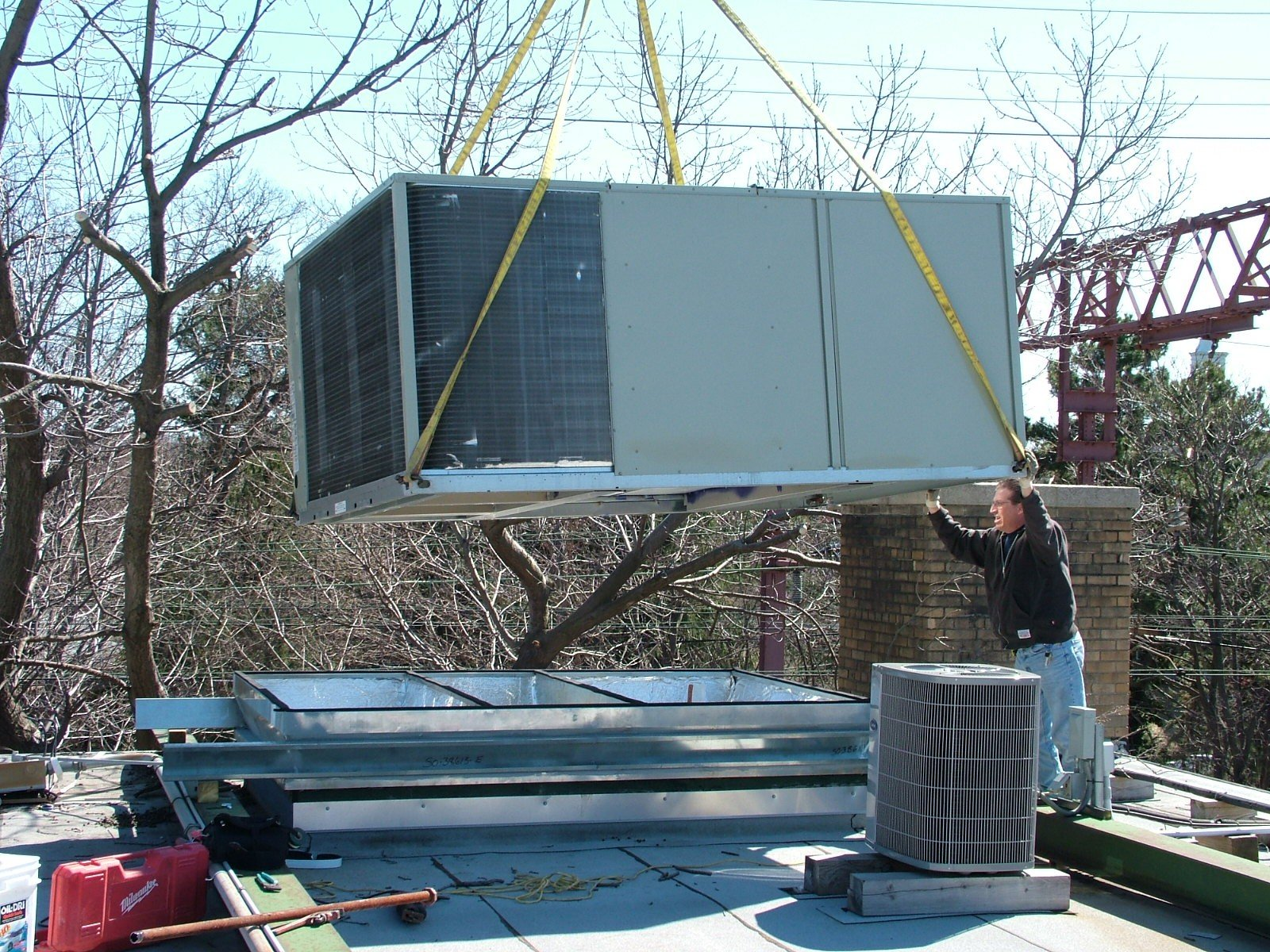 Contact Bornstein Sons for your commercial HVAC heating service and installation needs.