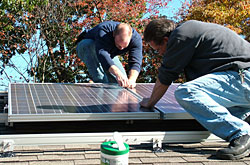 Bornstein Sons can   install a Solar PV Electrical System for your home or business in New Jersey