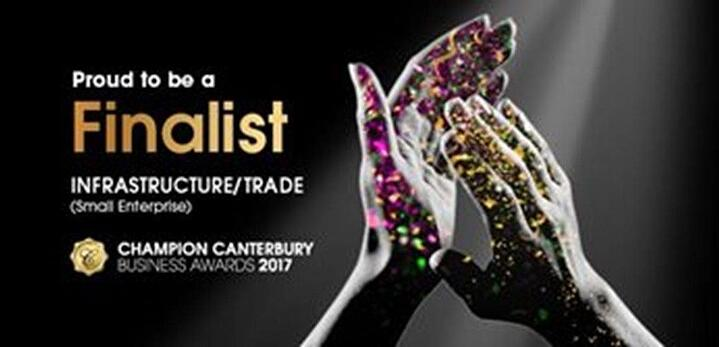 CHAMPION CANTERBURY BUSINESS AWARDS FINALISTS!