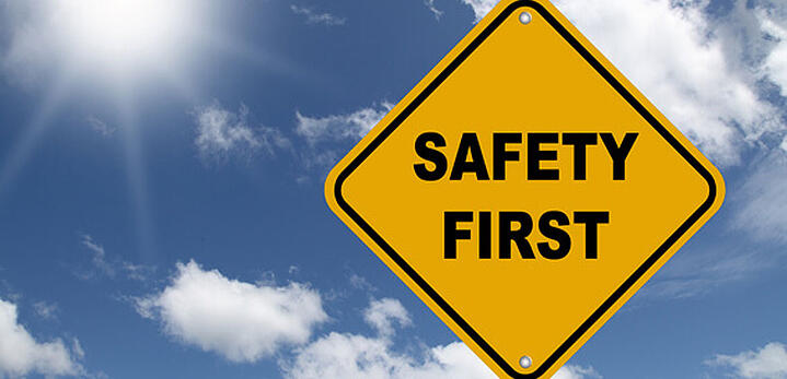 Is your factory safety conscious?