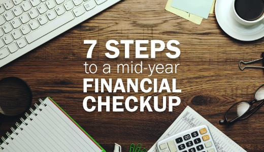 7-steps-financial-checkup