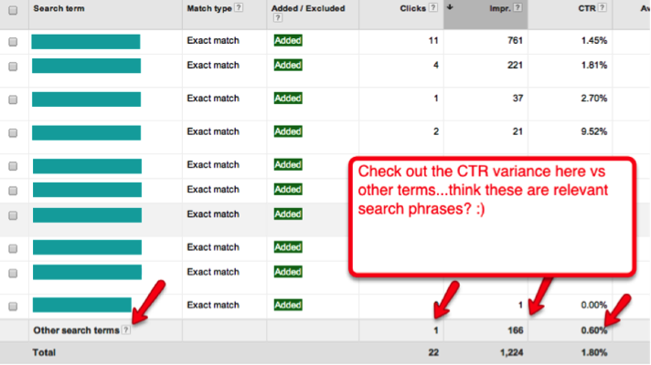 how to get exact match in google search