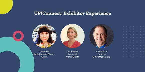 Webinar:UFI Connects on Exhibitor Experience