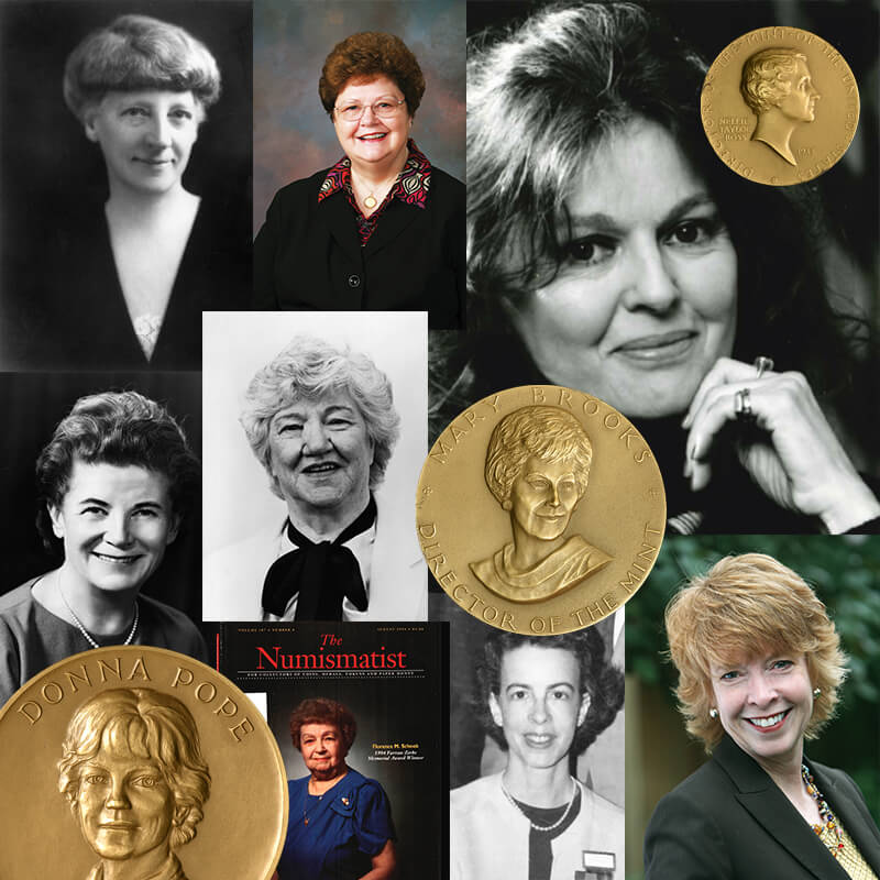 Celebrating Women In Numismatics