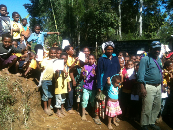 Tari Disable Care Centre, Papua New Guinea