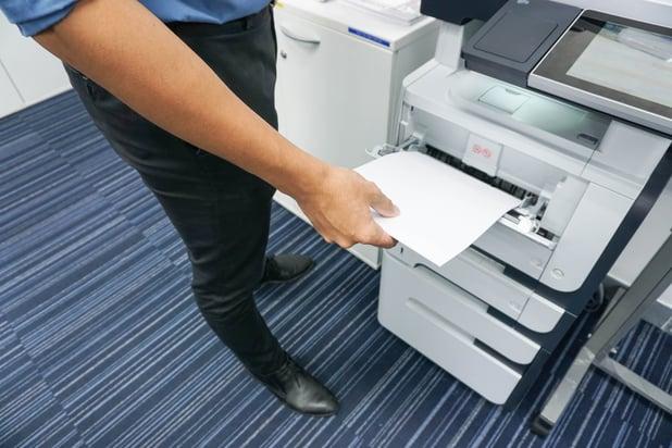 The five hidden costs of your printing fleet