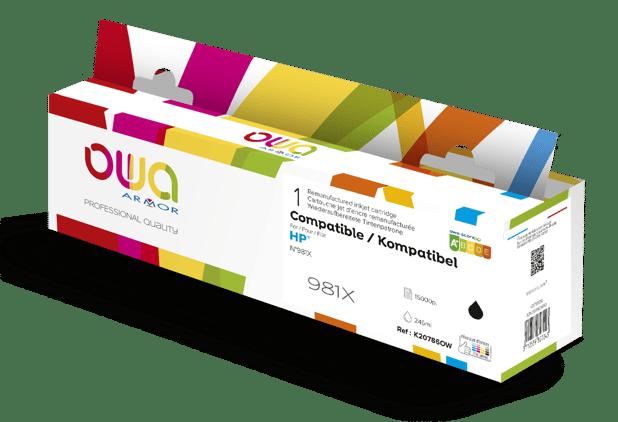 Nouveautés Gamme Business Inkjet OWA - Printemps 2020